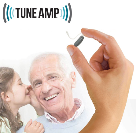aide auditive Tune Amp