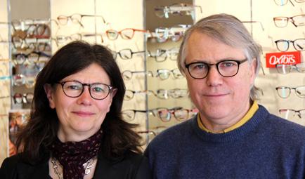 Anne et Jean-Sébastien Plantrou